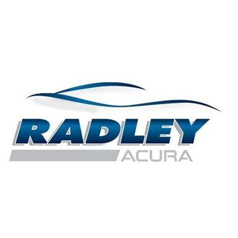Radley Acura Used Cars radley acura home