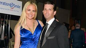 Who Is Vanessa Trump? Facts On Donald Jr.'s Wife Amid ...