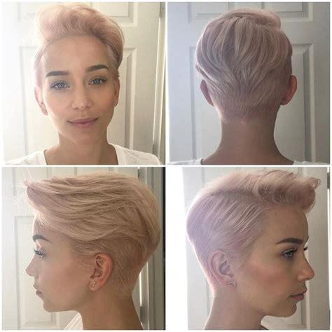 pixie haircuts for hair as 67 melhores imagens em hair no penteados 5622