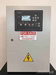 Used Ats Panel 45a - Max 25 Kva