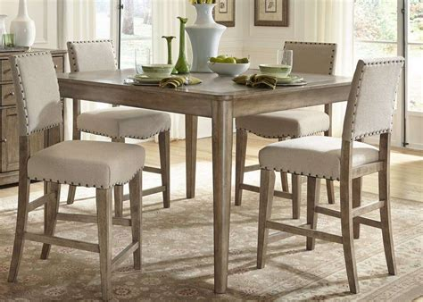 Bar Height Dining Room Table Sets 7 Counter Height Dining Room Sets Homelegance