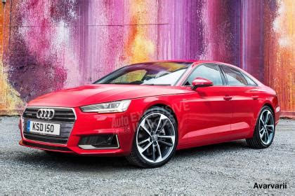 Audi To Target Mercedes Cla With Sharp New A3 Coupe Auto