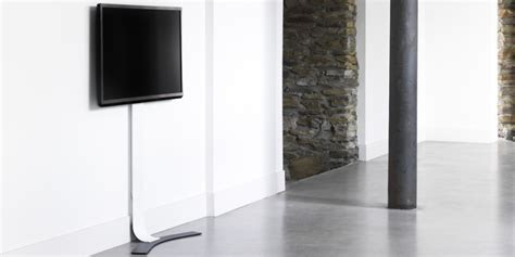 housse canape 3 places support mural tv avec pied