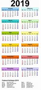 Jahreskalender 2018 2019 : jahreskalender 2019 excel y pdf mit feiertagen zum ~ Jslefanu.com Haus und Dekorationen