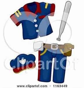Royalty-Free (RF) Police Uniform Clipart, Illustrations ...