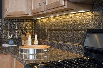 tile sheets for kitchen backsplash tin backsplash new trends for nostalgic style 8506