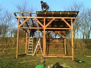 Abri De Jardin Fait Maison : abris en bois fabrication maison 3 forum cheval ~ Dailycaller-alerts.com Idées de Décoration