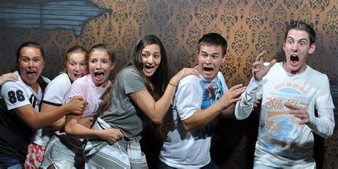 Funny Reactions To Nightmares Fear Factory Business Insider