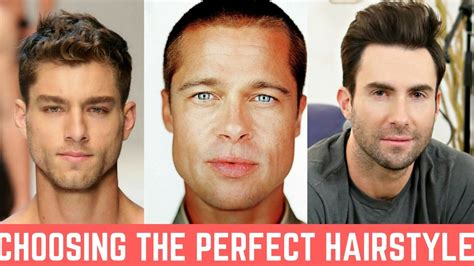 Getting The Perfect Men's Haircut That Suits Your Face
