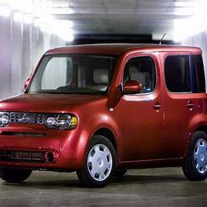2016 Nissan Cube Ii  U2013 Pictures  Information And Specs