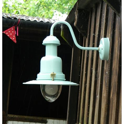 outdoor fisherman s wall light in seaspray