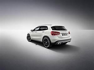 Mercedes Gla Blanc : pr sentation de la classe gla x156 mercedes benz page 1 classe gla forum ~ Gottalentnigeria.com Avis de Voitures