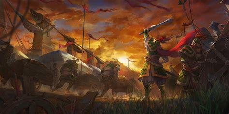 chinese warrior wallpaper gallery