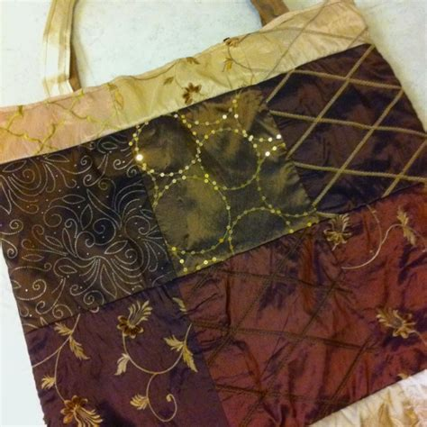 Diy Upholstery Fabric by Quot Don T Judge A Book Quot Bag Made From Fabric Sle Books