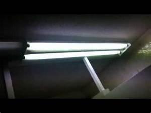 Florescent Light Flickering