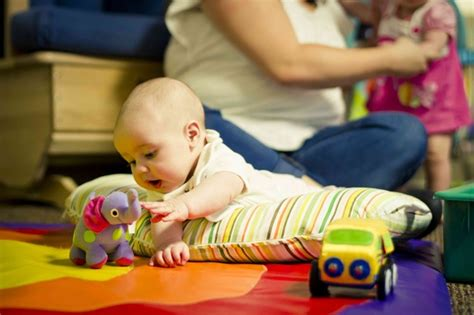 a day in the of an infant at day care 791 | content Kids Work Blog Image