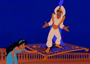 That time Aladdin's magic carpet ride happened in suburbia