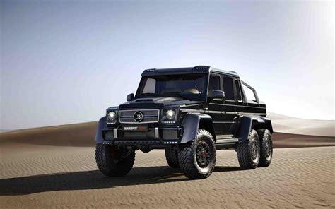 Brabus 700 Mercedes Benz G63 Amg 6x6 2560 X 1600 Carporn
