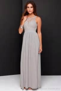 a line dresses for wedding guests 2016 grey bridesmaid dresses chiffon a line plus size formal dresses wedding
