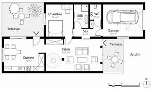 plan maison duplex 150 m2 ooreka With plan appartement 150 m2 16 plan de maison duplex