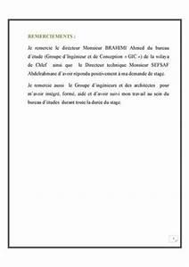 calameo rapport de stage bureau d39etude With exemple plan de maison 4 calameo sic pdf