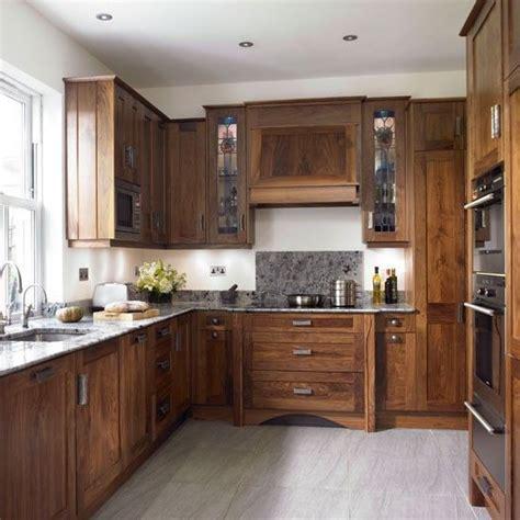 modern walnut kitchen cabinets design ideas 14 decoratoo