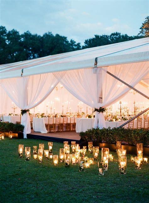17 beautiful wedding tent ideas wedding reception style