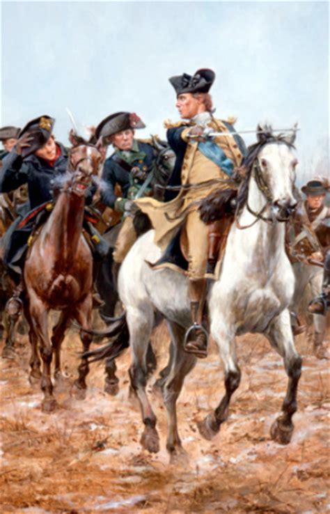 ten facts  george washington   revolutionary