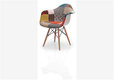 chaise bureau originale acheter votre chaise fauteuil originale patchwork chez