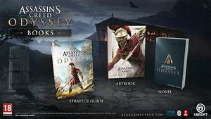 3rd-strike.com | Assassin's Creed Odyssey – New books ...