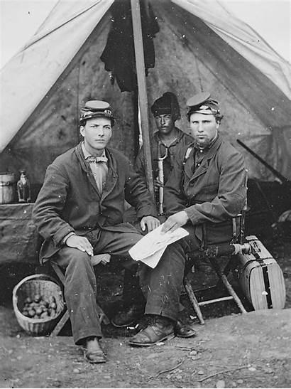 Civil War American Zouaves Infantry Michigan Volunteer
