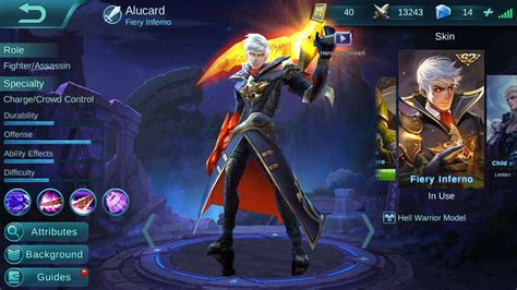 mobile legend alucard beast mode alucard mobile legends wikia guide