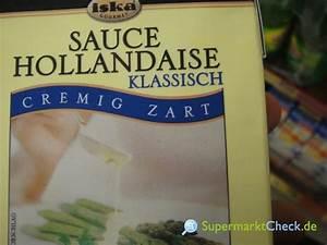 Sauce Hollandaise Nährwerte : iska sauce hollandaise klassisch kalorien angebote preise ~ Markanthonyermac.com Haus und Dekorationen