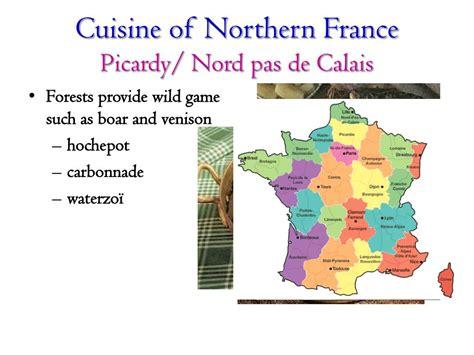 cuisine du nord pas de calais ppt la cuisine française powerpoint presentation id 193053