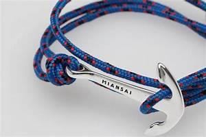 Cool Anchor Bracelet for Men BonjourLife
