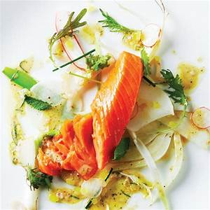 Recipe: delicate slow-baked salmon from Canoe's Anthony Walsh