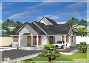 Stunning House Single Storey Ideas by Single Storied Like Floor Home Design Kerala Home