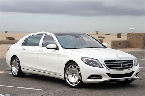 Mercedes-benz Maybach S Prices, Reviews And New Model