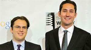 Instagram co-founders Kevin Systrom and Mike Krieger said ...