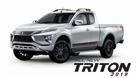 All New Mitsubishi Triton 2019  Chang To Dynamic Shield