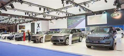 Both The New Range Rover And Range Rover Sport Showcased