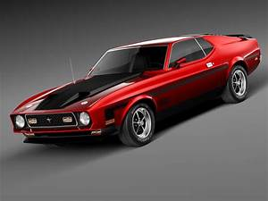Ford Mustang Mach-1 1971
