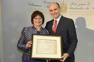 Recipients of the 2016 Canada's Volunteer Awards ...