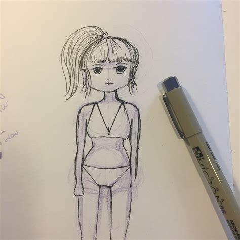 5 years ago5 years ago. Coole Mädchen zeichnen | Und endlich mal die Proportionen ...
