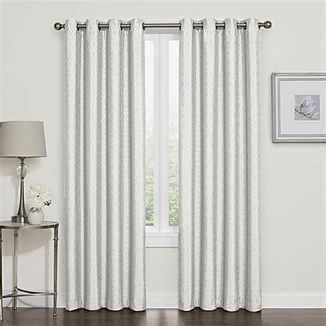 buy darcy 95 inch room darkening grommet top window