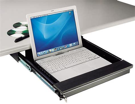 under desk laptop holder under desk laptop tray hostgarcia