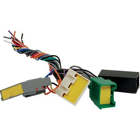 scosche fdk   ford wire harness connector
