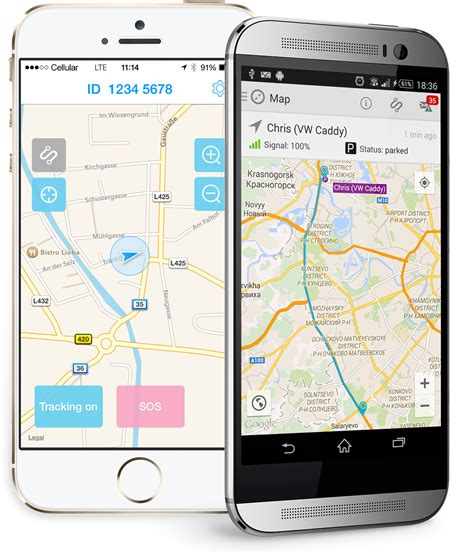 android tracking app mobile apps navixy