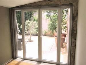 portes fenetres pvc haut de gamme mestre raposa france With porte fenetre balcon