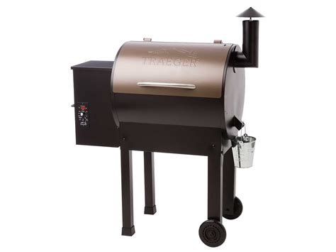 traeger lil tex the best pellet smokers serious eats